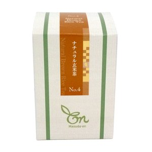 画像1: プレミアムシリーズ ナチュラル玄米茶 ティーバッグ2g×12入り