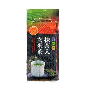 画像1: 玄米茶 特撰抹茶入り玄米茶(200g)